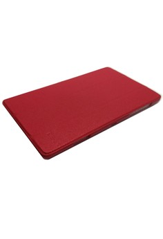 Belk Italian Style Leather Case for Samsung Tab S 8.4 (Red)