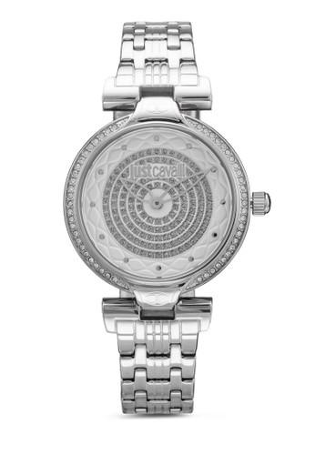 R7253579504esprit 中文 Lady J 不銹鋼圓錶, 錶類, 飾品配件