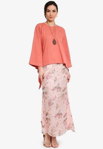 Yans Creation pink AMARILIS Kurung Duyung 1BB04AA1CBC8EEGS_1