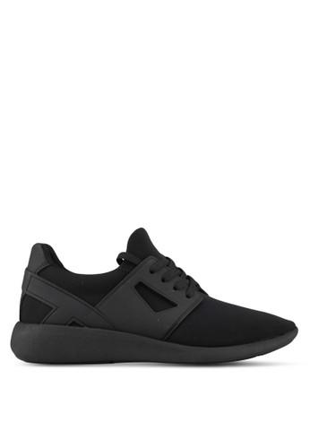 ALDO black Pryven Sneakers 97B64SH3910673GS_1