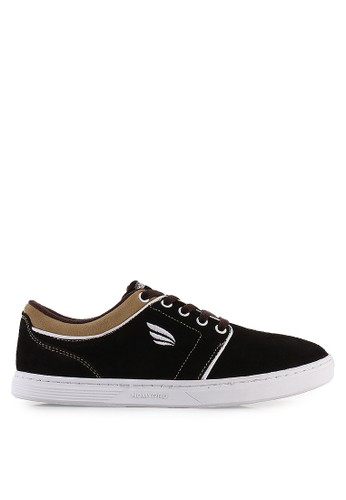 Homypro brown Stark 01 Sneakers HO843SH78DPHID_1
