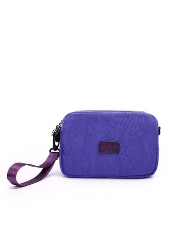 LYCKA purple LYCKA L170 Trendy Shoulder Handbag – Purple LY256AC35TZOHK_1