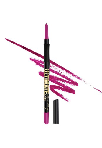 L.A Girl red LA Girl Ultimate Lipliner 347 Bounless Berry C97AEBE739788AGS_1