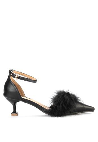Mandy's black Mandys Saccia Black Heels 24561SHC17594BGS_1