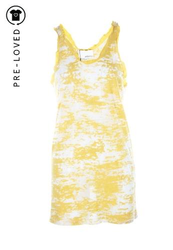 3.1 Phillip Lim yellow Pre-Loved 3.1 phillip lim Yellow Sleeveless Top B74D3AA6982372GS_1