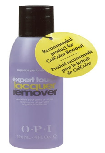 O.P.I AL414 - Expert Touch Lacquer Remover - 120mL 42485BE4857483GS_1