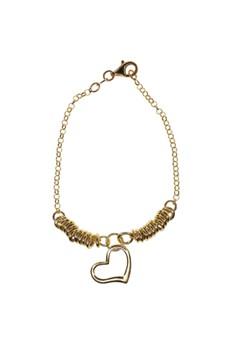 Charming Heart Bracelet