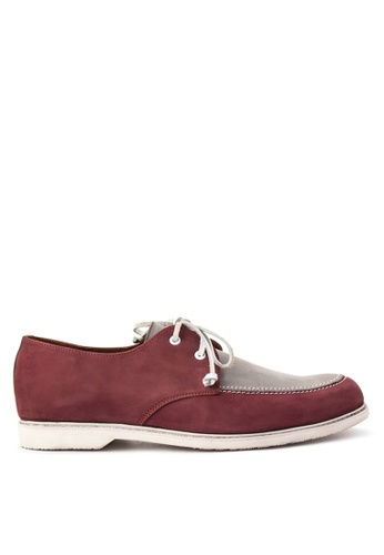 Antonio Manila red Alexander Formal Shoes AN569SH0JD86PH_1