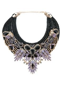 Art Deco Statement Necklace