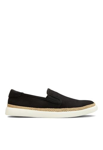 Vionic black Rae Slip-On Sneaker 6657BSHB79A724GS_1