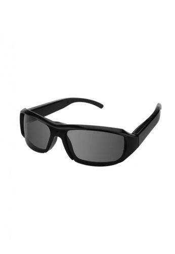 Fashion by Latest Gadget black HD Sunglass FA499GL30VMZPH_1