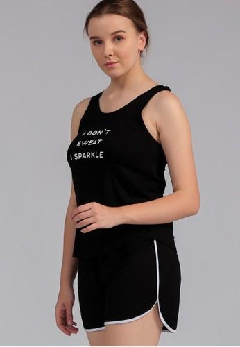 TD Active black Td Active LSA19 YBC Yoga Sleeveless I Don't Sweat E00BBAA6D1123BGS_1