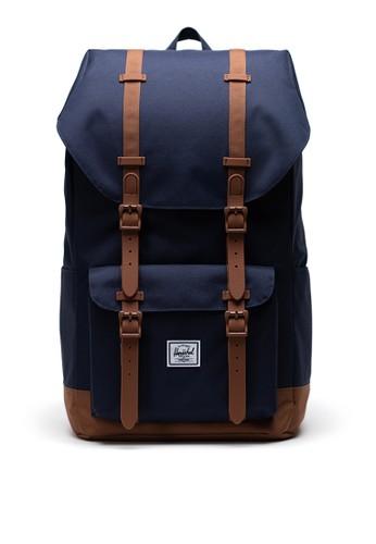 Herschel multi Little America Backpack 715C6AC09D7099GS_1