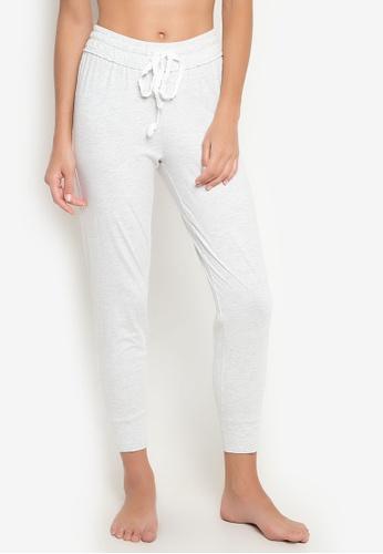 Women'Secret grey Grey Pyjama Pants WO070AA40ZDNPH_1
