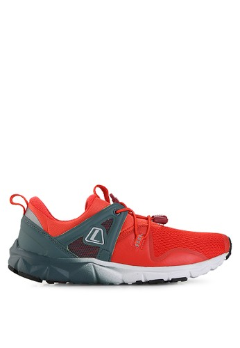 League red Poste Run LE825SH32PUHID_1