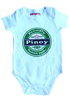 Proudly Pinoy Onesie