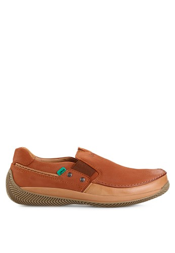 Kickers brown Kcm 1908 KI071SH0UIAIID_1