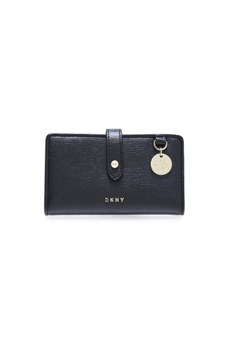 Dkny black DKNY Women Bifold Wallet - Spring & Summer 2021 C588CACE6A958BGS_1