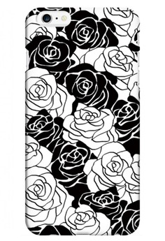 Roses Glossy Hard Case for iPhone 6 Plus