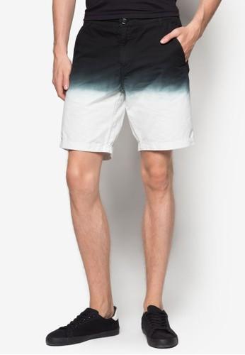 漸層夏季短褲, 服esprit高雄門市飾, 服飾