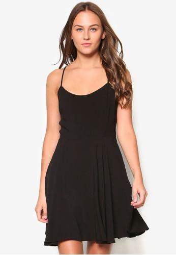 削背繫帶esprit au洋裝, 服飾, 洋裝