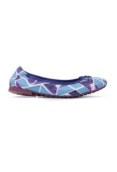 a3395484e Flatss   Heelss by Rad Russel purple Geometric Flats - Purple  B7567SH1DC1A5DGS 1