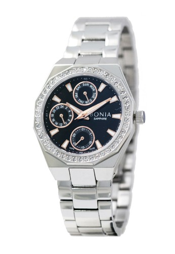 BONIA silver Bonia Premium - BP10438-2332S - Jam Tangan Wanita 57987AC61319B5GS_1