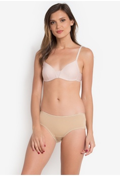 0fc44e5aae96c Guardian beige Tracey Soft and Comfortable Wireless Molded Cup Bra  GU636US0K84UPH 1