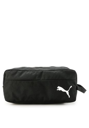 PUMA black teamGOAL Shoe Bag FDC0DAC21DC31BGS_1