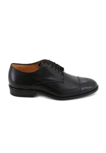 BATA Bata Men Dress Shoes - Black 8266395 3A903SH210B508GS_1