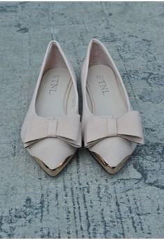 TNL Zahra Ballet Shoes (Beige)