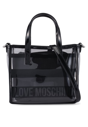 Love Moschino black LOVE MOSCHINO Tote Bag LO478AC0SXXOMY_1