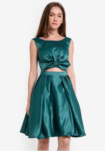 Megane green Parfait Dress ME617AA0RR2HMY_1