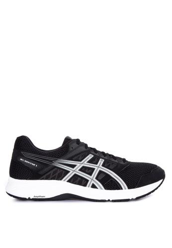 Asics black Gel-Contend 5 Running Shoes D1EC1SHDCC75EFGS_1