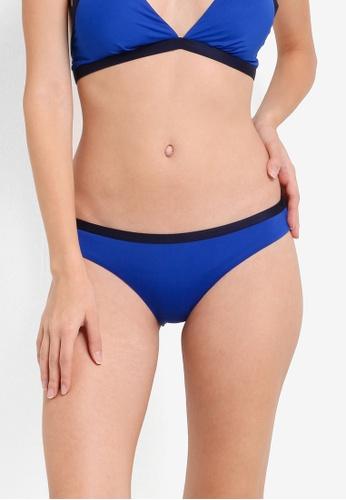 Patagonia blue Solid Nanogrip Bikini Bottoms PA549US21WZMMY_1