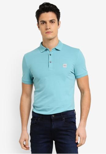 BOSS blue Passenger Shirt - Boss Casual 4BE05AAF321953GS_1