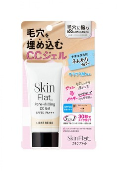 Image of 01 Light Beige Cc Gel SPF 35 PA+++ Skin Flat