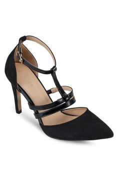 T-Strap Pump Heels