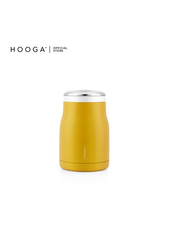 HOOGA Hooga Thermal Food Jar Ayden Yellow 4BB73HLFB90EE8GS_1