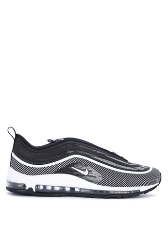 Nike black and white Mens Nike Air Max 97 UL 17