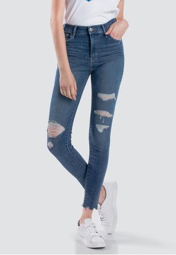b37cf3d76dd Levi s blue Levi s 720 High Rise Super Skinny Jeans 52797-0029  7B01AAA42292DAGS 1
