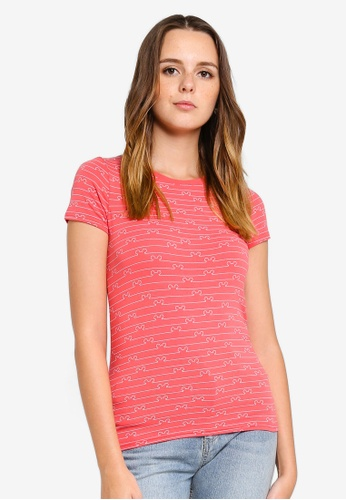 Cotton On pink Tbar Hero Graphic Top DEF99AA15195ACGS_1