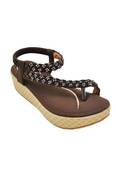 Zahara Wedge Sandals