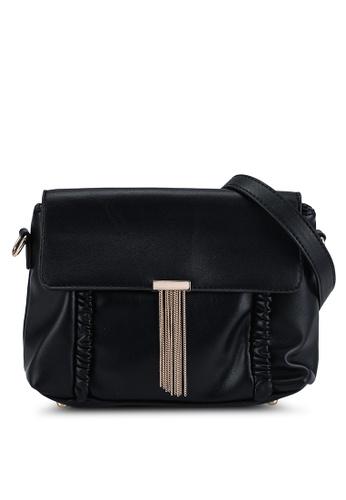 Keddo black Elena Sling Bag A1D49ACD0655BDGS_1