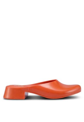 Melissa 橘色 Melissa Zen Ad 高跟鞋 3B0C7SH016E852GS_1