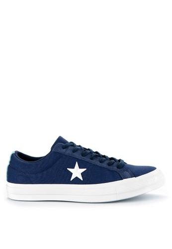 Converse navy One Star B7106SH4F8FEE6GS_1