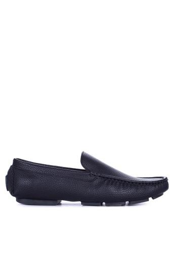 Mendrez black Jordan Loafers & Moccasins ME992SH70ZUNPH_1