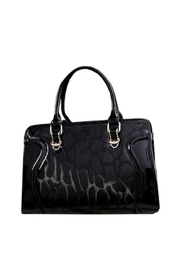 TCWK black Ladies Shoulder Bag TC258AC07NCIMY_1