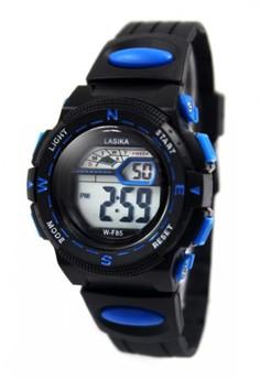 Lasika Skyler Water Resistant Sports Watch W