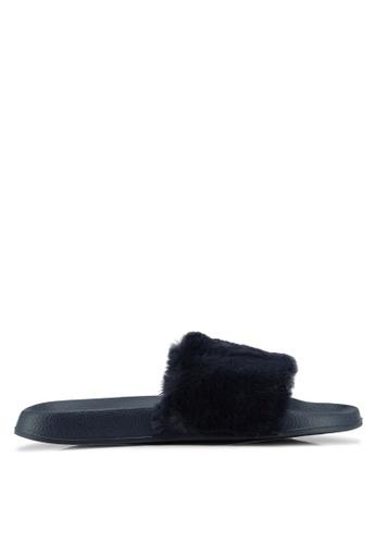 Rubi 海軍藍色 Wild Slide Sandals 8B401SH5B96F2EGS_1